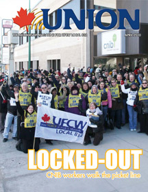 In the April 2010 Issue of UNION: