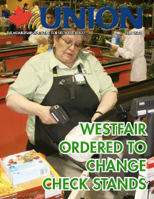 In the July 2010 issue of UNION: