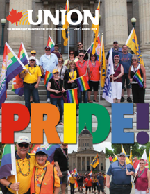 In the July / August 2015 issue of UNION: