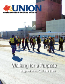 In the May / June issue of UNION: