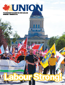 In the November/ December issue of UNION