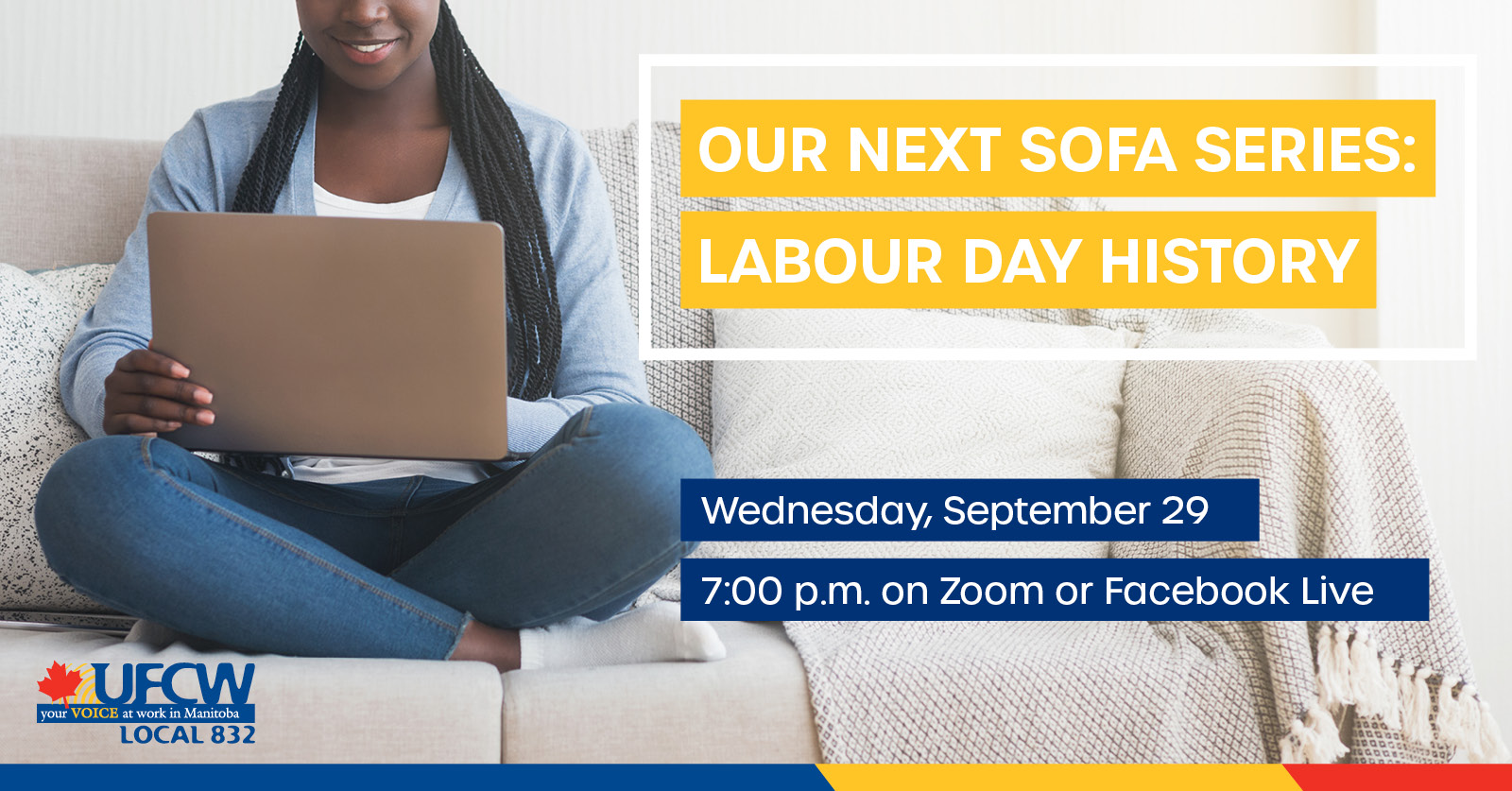 September Sofa Series: Labour Day History